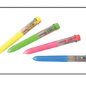 Ten Color Shuttle Pen