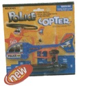 Flying Police Helicopter