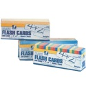 "flash cards- 2""x3"""