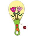 Flower Paddleball (6 pack)