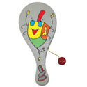 Chanuka Paddleball Game (6 pack)