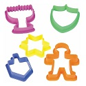 Chanuka Dough Shapes Cutter