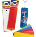 Blank Bookmarks