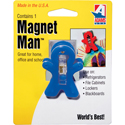 Magnet Man Clip Carded