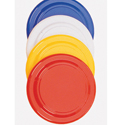 "10"" Plastic Frisbies (12 pack)"