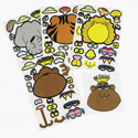 Make Your Own Animal Stickers