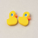 Mini ducky erasers