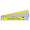 Multicolor Pack Wipe Off Sentence Strips