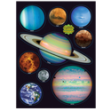 Window Clings - Hubble Images