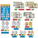U.S. Money Bulletin Board Set