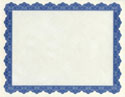 Braided Parchment Certificates