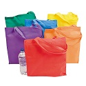 Nonwoven Poly Tote Bag Assortment