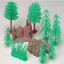 Forest Landscape Set