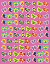 Beautiful Butterflies Super Shape Stickers