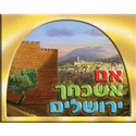 Create Your Own Puzzle - Yerushalayim