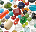 Glass Beads Assorted