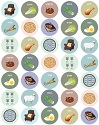 Stickers- Assorted Pesach