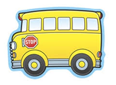 School Bus Cut-Out