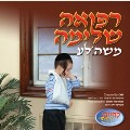 Lechaim Book & CD- Feel Better, Moishe'le