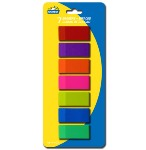 Assorted Color Erasers