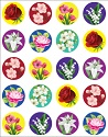 Flower Scented Stickers