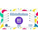 Fabric Markers - 80 PACK