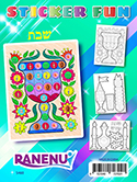 Shabbos Sticker Fun (6/pk)