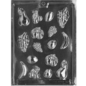 Assorted Fruits Molds