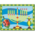 Chanukah Sand Art Poster