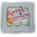 Sweet Dreams Decorative Pillow