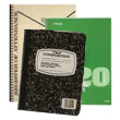 Plan, Roll, Record, Composition Books