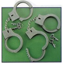 Handcuffs with Keys.