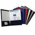 High Gloss Laminated Portfolios