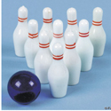 Plastic Mini Bowling Set