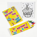 Mini Happy Birthday Activity Sets