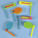 Plastic Mini Noisemakers