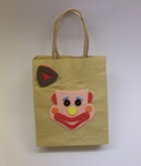 Purim Deco Foam Bag