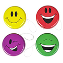 "2"" SMILEY YO-YO 1 DOZ"