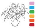 PAINT YOUR OWN - FLOWERS (6 PACK)