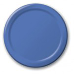Blue Lunch PLate